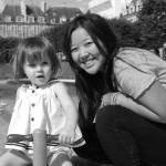 garde d'enfants anglais place des Vosges